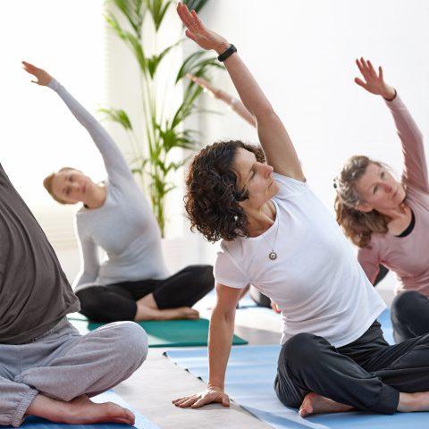 Nyfiken på yoga?