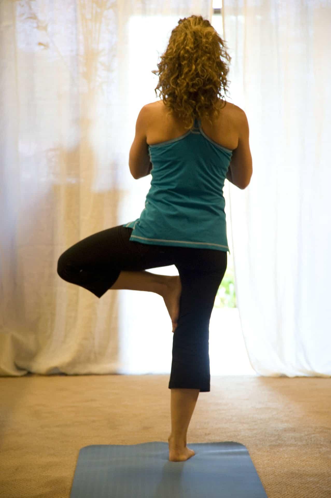 Yoga online med Studio Karma
