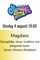 Magdans summer boost