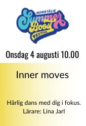 Inner moves summer boost
