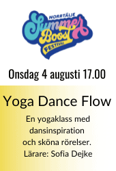 Yoga Dance flow summer boost