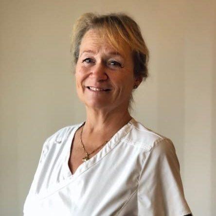 Jeanette Lillhammar fotvård