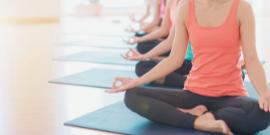 Yogaprofil på Rodengymnasiet